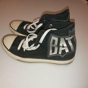 Converse batman limited edition sneakers